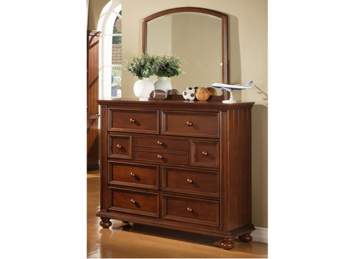 Cape Cod Chocolate Youth Dresser