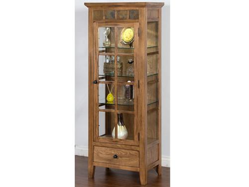 Sedona Curio Cabinet
