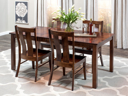 Sheffield table and Mitchell Chair set
