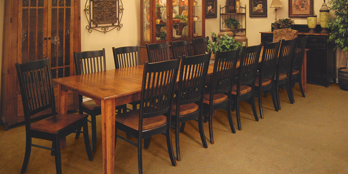 Vintage Oak Furniture