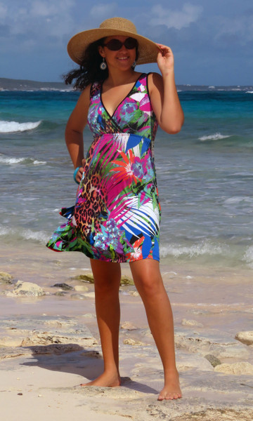 Dream Dance By Line Art Inc : Dresses short sleeveless dream dance by line