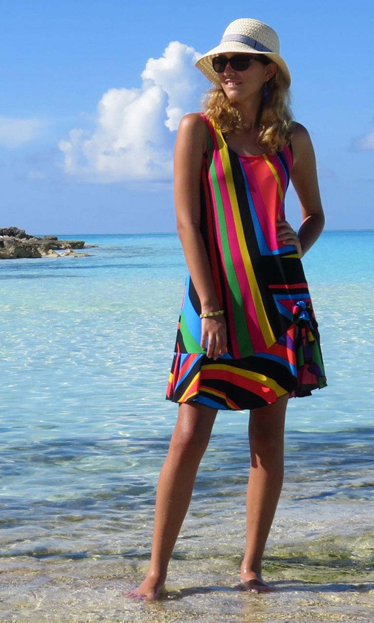 Primary Flip Dress