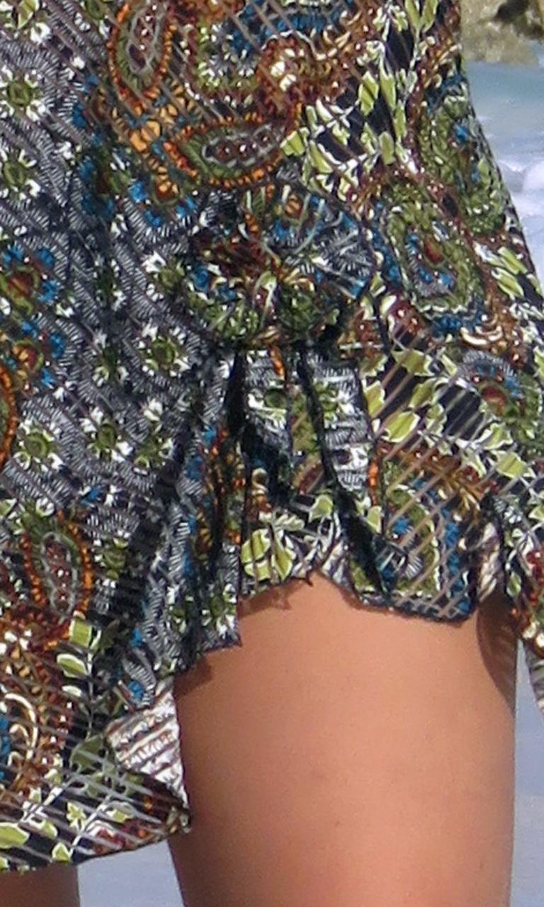 Moroccan Desert Flip Dress