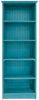 Shown in Old Turquoise (with braces for splitting into two pieces for shipping.)