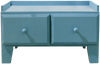 Shown in Solid Williamsburg Blue