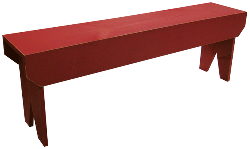 Wood Bench 4' long