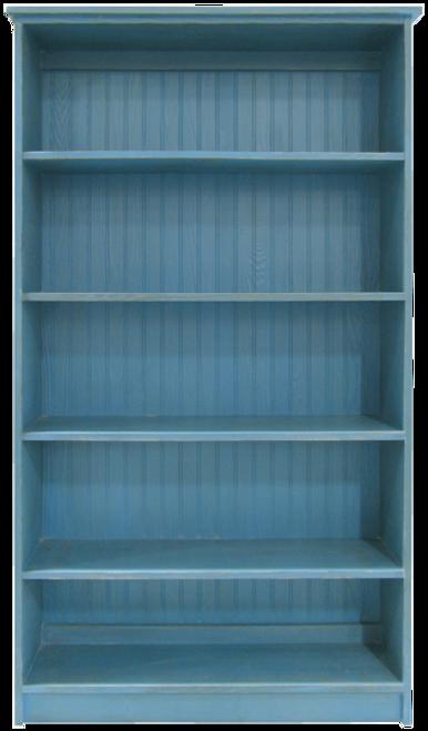 Wood Bookcase 6x3
