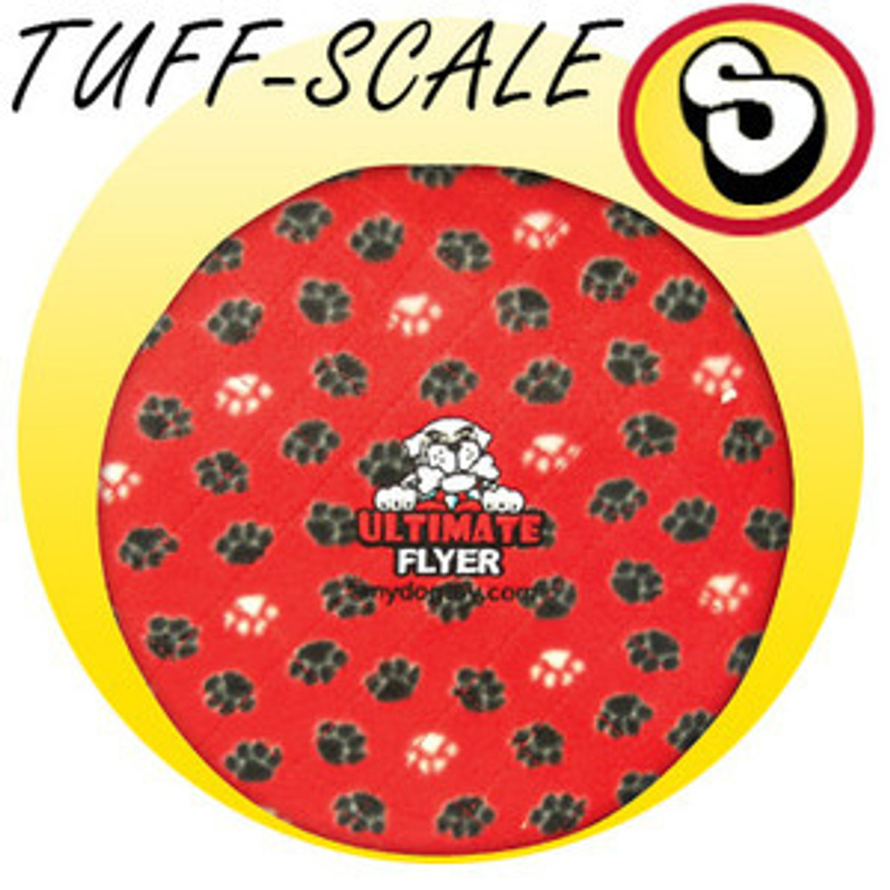 Ultimate FlyerTuff scale: 7