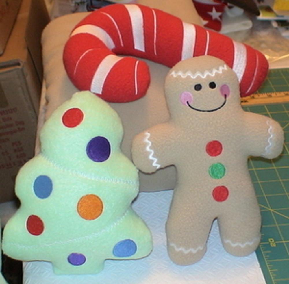 PFT Christmas Toys