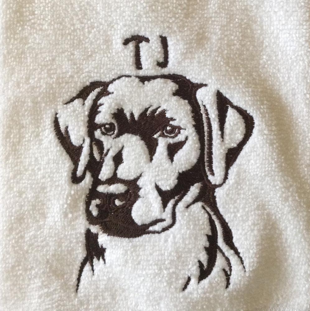 Chocolate Labrador (Fancy)