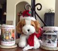 Mug - Cavalier Christmas (2 designs)