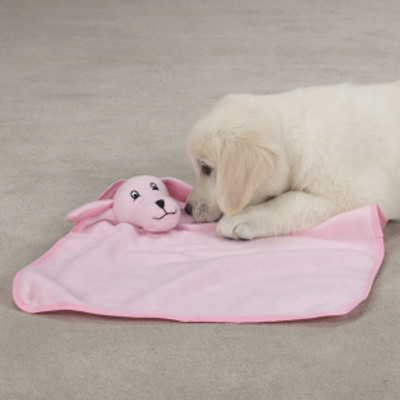 Puppy Snuggle Bear Blanket