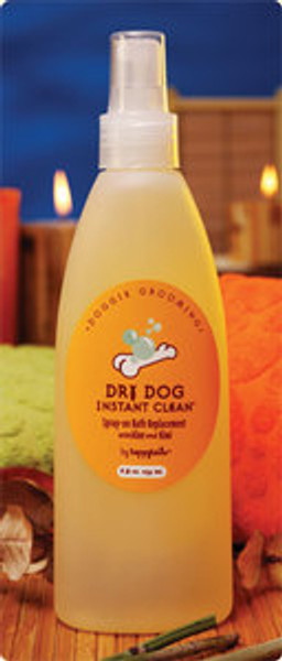Happy Tails Dry Dog Instant Clean