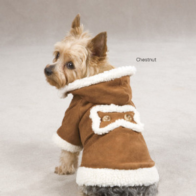 Sherpa Dog Jacket - Large