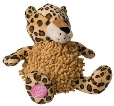 Safari-Rageous Lucky Leopard