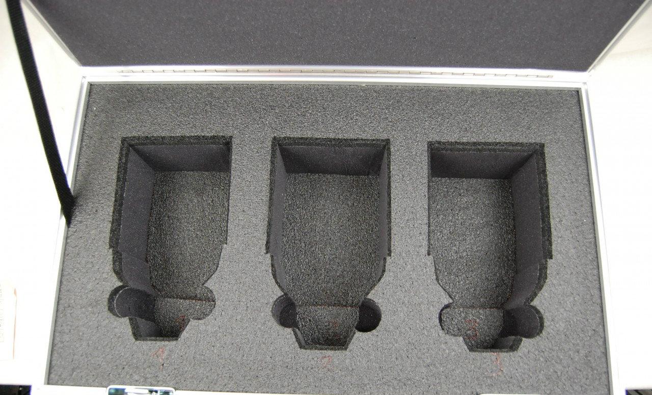Cooke 5i 50MM, 75MM, 100MM Lens Custom Shipping Case
