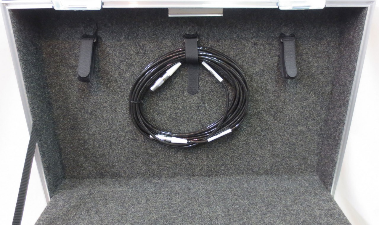 Preston H3 Focus Iris + Zoom (FI+Z) Shipping Case