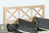 SEASIDE (311) QUEEN 4 PIECE TALLBOY BEDROOM SUITE - WHITEWASH