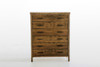 NEW YORK (289) TALLBOY - RUSTIC ASH