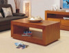 ELKE COFFEE TABLE - 500(H) X 1200(W) X 700(D) - ASSORTED COLOURS