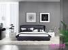MENDARI (B6169)  QUEEN  3 PIECE  BEDSIDE BEDROOM SUITE WITH (#158) BEDSIDES  - ASSORTED COLOURS