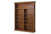 AUSSIE CL 7 x 5 ADJUSTABLE  BOOKCASE - 2100(H) X 1500(W) - (LOCAL MADE) - ASSORTED COLOURS