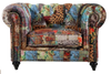 SOLOMONIA  3S + 1 +1 ARMCHAIR FABRIC LOUNGE SUITE - (MODEL - 3-8-5-18-19-5-18-6-9-5-12-4) AS PICTURED