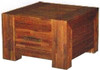 EMILY (1) ONE DRAWER  LAMP TABLE 650(W) - AS PICTURED