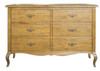 CLASSIQUE TALLBOY 6 DRAWERS