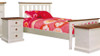 CHESTER SINGLE 3 PIECE BEDROOM SUITE - TWO TONE