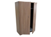 PREMIER (PRMHR600) 2 DOOR ALL HANGING ROBES - 1800(H) X 600(W) - ASSORTED COLOURS AVAILABLE