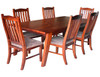 DENVER DINING TABLE 1800(W) x 900(D) - AS PICTURED