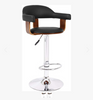 VENIS  GAS LIFT BAR STOOL - SET OF 2 - SEAT:850-1070(H) - BLACK