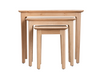 ROBINHOOD (NT-N2T) NEST OF 3 TABLES - OAK