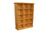 FEDERATION BOOKCASE + 15 BOX -  1800(H) X 900(W) - ASSORTED COLOURS AVAILABLE