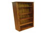 NEW FEDERATION BOOKCASE - 1800(H) X 900(W) - ASSORTED COLOURS AVAILABLE