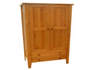 MANILLA WARDROBE WITH 2 DOORS / 2 DRAWERS -  1920(H) X  900(W) - ASSORTED COLOURS