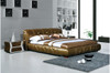 CAELAN DEVIN KING 3 PIECE BEDSIDE BEDROOM SUITE WITH (#113 BEDSIDES) - LEATHERETTE - ASSORTED COLOURS