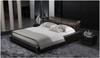 VICTOR EMMANUEL QUEEN 3 PIECE BEDSIDE BEDROOM SUITE WITH (#13 BEDSIDES) - LEATHERETTE - ASSORTED COLOURS