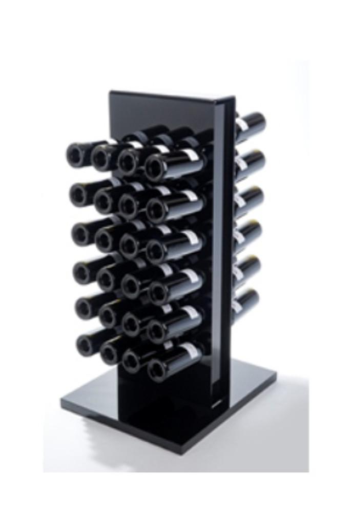 WINO PLUS 48 BOTTLE WINE RACK -  1010(H)  X 500(W)  X 600(D) - ANISEED