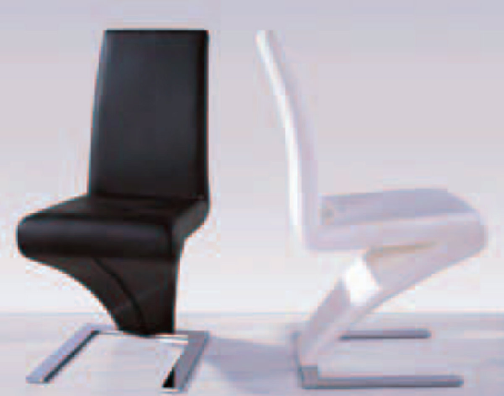 BARCELONA (M202)  Z DINING CHAIR - ASSORTED COLOURS AVAILABLE
