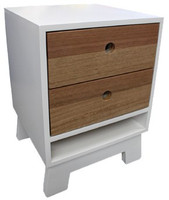 WITH SOLID VIC ASH DRAWERS