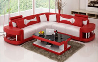 CHESHIRE (F3001B) CORNER LOUNGE SUITE + 2 COFFEE TABLE - CHOICE OF LEATHER AND ASSORTED COLOURS AVAILABLE