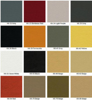 KING  JAVAN  LEATHERETTE  BED (B028) - ASSORTED COLORS AVAILABLE