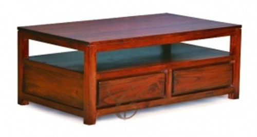 AMSTERDAM  4 DRAWER COFFEE TABLE (CT 004 TA )  -470(H) X 1200(W) X 700(D) -   ASSORTED COLOURS