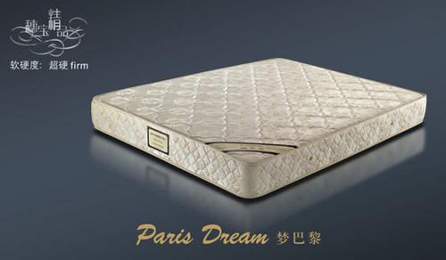QUEEN PARIS DREAM ENSEMBLE (BASE & MATTRESS) - SUPER FIRM