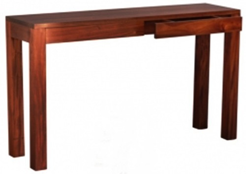 AMSTERDAM 2 DRAWER SOFA TABLE  (ST 002 TA) -760(H) X 1300(W) X 350(D) -  ASSORTED COLOURS