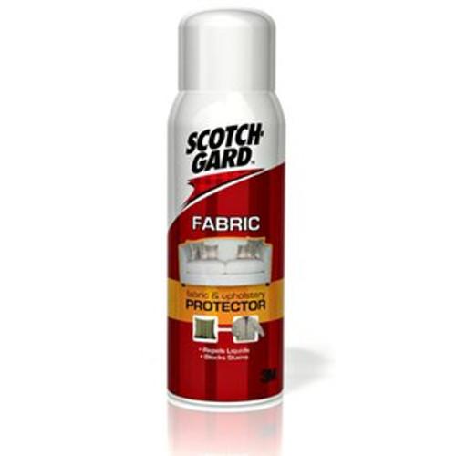 SCOTCH-GUARD FABRIC PROTECTION TREATMENT