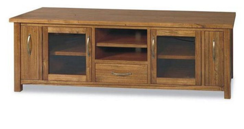 RADIUS (VTO-017) 2 DOOR ENTERTAINMENT UNIT WITH 2 DRAWERS AND DVD (MODEL 20-15-19-3-1-14-1)  -2120(W)