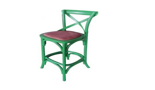 BARISTA (VBR-013) BAR CHAIR - SEAT: 760(H) - GREEN
